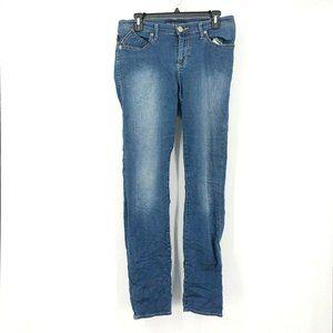 Rock & Republic Womens 10 Berlin Straight Jeans